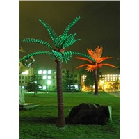 LED Coco-Nut Tree Lights, LED Holiday Tree Lights