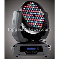 LED Moving Head Light 108LEDs RGB 1W or 3W