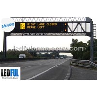 LED Moving Sign Display