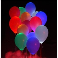 LED Multi-Color Latex Balloon Light for Wedding, Party, Holiday, Birthday, Christmas