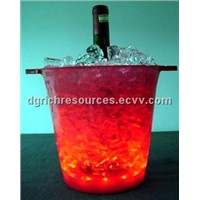 LED ice buceket