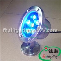 LED underwater light/LED Swimming pool/LED fountain light(FH-SC160-18W-3 in 1)
