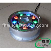 LED underwater light/LED Swimming pool/LED fountain light(FH-SC160-PQ-9W)