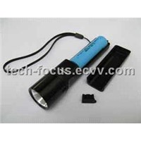 Lithium Battery Flashlight