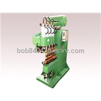 Longitudinal Condenser & Evaporator Welders with Upper and Lower Cylinders