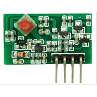 Low Power Consumption ASK Receiver