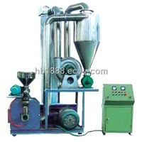 MF Series Automatic Grinder for Plasric