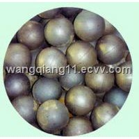 Medium chrome casting iron grinding ball