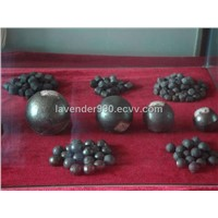 Medium chrome grinding media ball