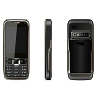 Mini E71+: Tri SIM Card Phone, Quad Band, TV Mobile