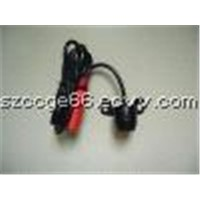 Mini butterfly bracket rear view camera
