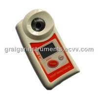 Mini Digital Refractometer - 0-53% Brix