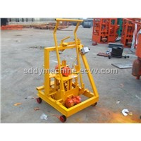 Mobile Cement Block Machinery