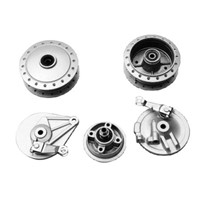 Motorcycle Alloy Parts/Hub/Hub cover