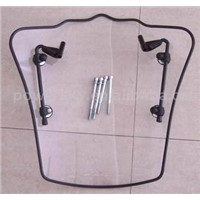 Motorcycle windshield/Windscreen/Motorcycle standard parts/Motorcycle accessories