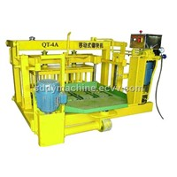 Movable Egg laying Hollow Block Making Machine (QT40-3A)