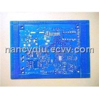 Multilayer PCB,blue PCB,4layer PCB,electronic PCB,PCB design