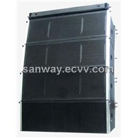 Neodymium Line Array Speaker ( LA312 )