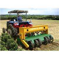 No-Till Fertilizing Seeder