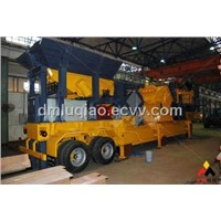 One Trailer Mobile Crushing Plant