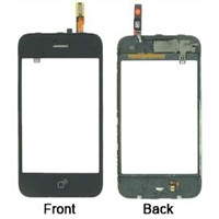 Original iPhone 3G Digitizer Assembly  Front Glass Home Button  Frame