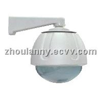 Outdoor network Low speed Dome camera