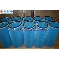 Oval Air Filter Cartridge (FT/Z3266)