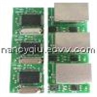 PCB production and PCBA assembly,Components purcahse,Electronic PCBA