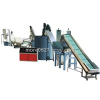PET Crushing Washing Drying Recycling Line