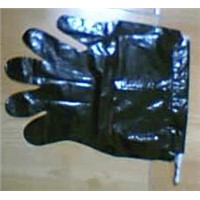 PE Fecal gloves