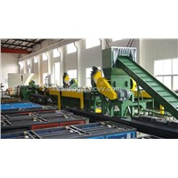 PE PP Film Recycling Machine