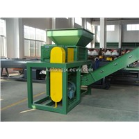 Plastic Double Shaft Shredder Machine
