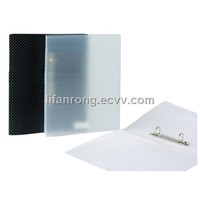 PP File Folder with 3D Ring