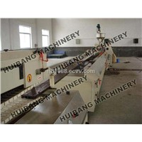 PVC Profile and Wood-plastic Extrusion Line