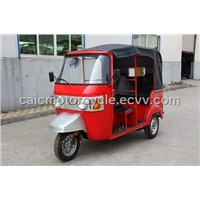 Passenger Tricycle ,Bajaj Style, with CNG system