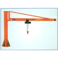 Pillar swing arm crane series