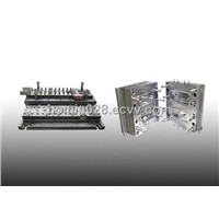 Plastic injection mould and sheet metal dies