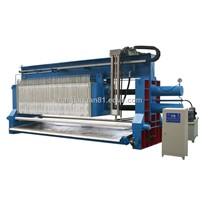 Programmable Controlled Automatic Filter Press