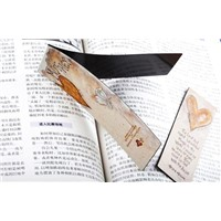 Promotional magnet bookmark