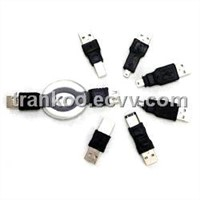 Quality USB Travel Computer Cable
