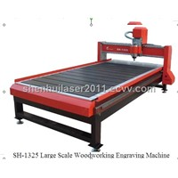 SH-1325 CNC router Woodworking Machine