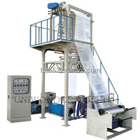 Sj/Fm Series HDPE Ldpe Dural-Purpose Film Blowing Machine