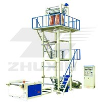 SJ-W Plastic Film Bowing Machine System