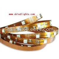 SMD5050 Flexible InfraRed (850nm) Tri-Chip LED Strip with 150 LEDs-OKLEDLIGHTS
