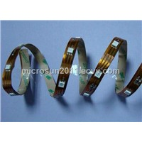 SMD LED Strip with Warm White Color and Waterproof