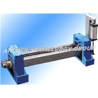 Sawtooth-Shaped Slab Deburring Machine