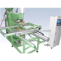Single Head Auto Row Welding Machine