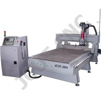 Wood CNC Router with ATC (JCUT-25H)