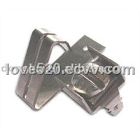 Stamping Metal Part with SEMS Screw M4 Nut and Washer
