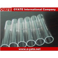 Standard  Quartz Glass Tube